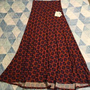 💫 Brand New💫LulaRoe Medium Maxi Skirt